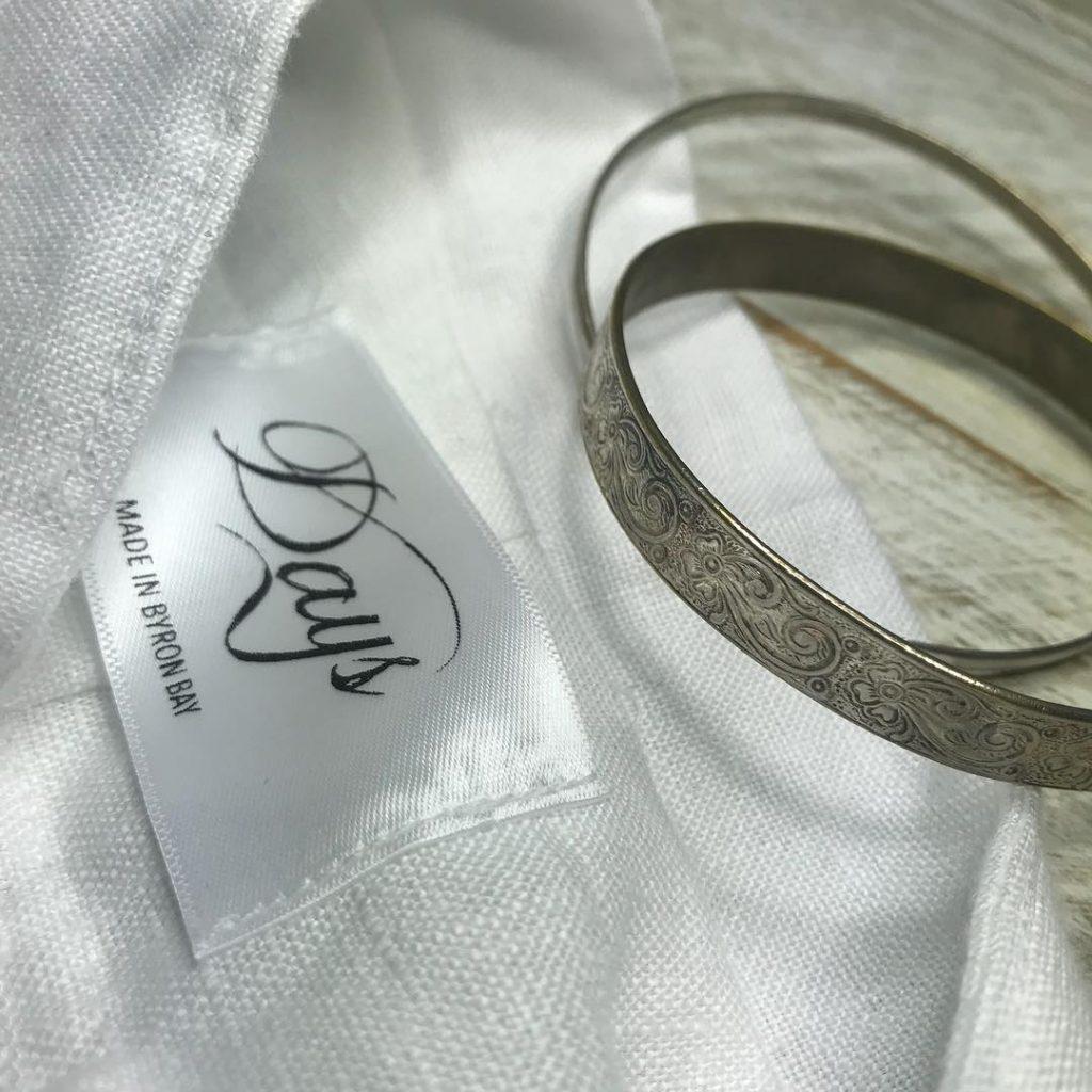 ethical clothing brands australia, slow fashion australia, linen dress byron bay, linen fashion