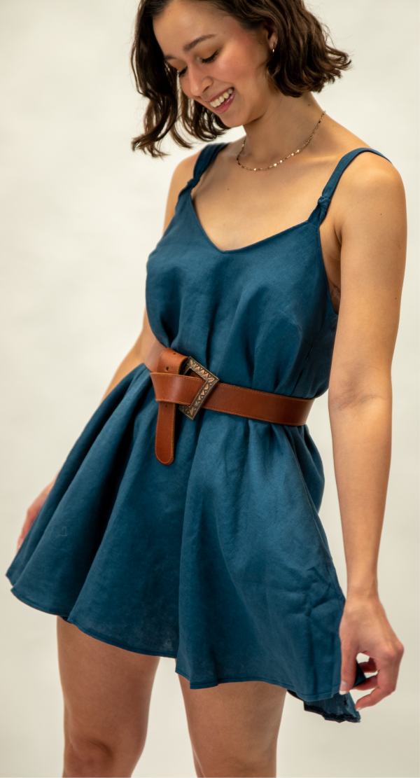 Slow fashion Australia, Linen dress Byron Bay, Linen fashion, Ethical Brands Australian, Sustainable Fashion Australia, Linen dress Clothing Australia
