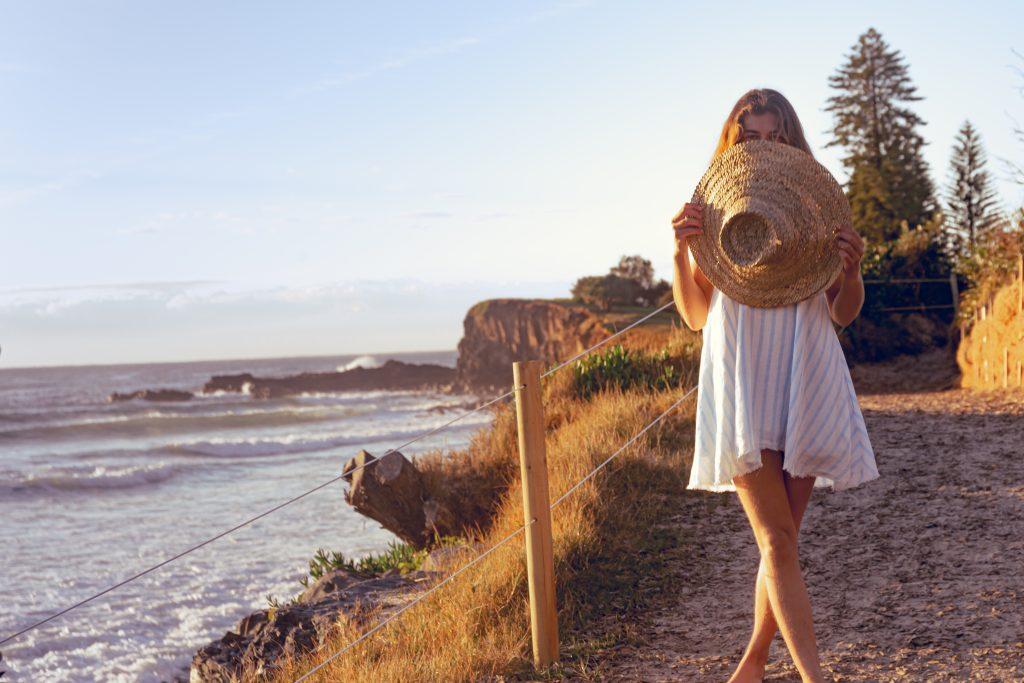 Slow fashion Australi, Linen dress Byron Bay, Linen fashion, Ethical Brands Australian, Sustainable Fashion Australia, Linen Clothing Australia